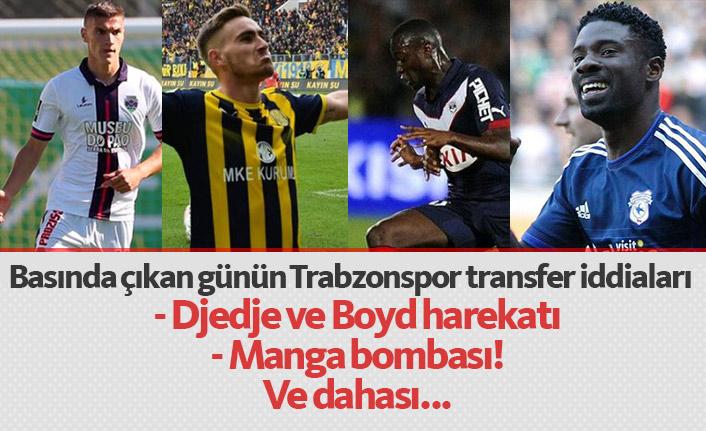 Trabzonspor transfer haberleri - 17.06.2019