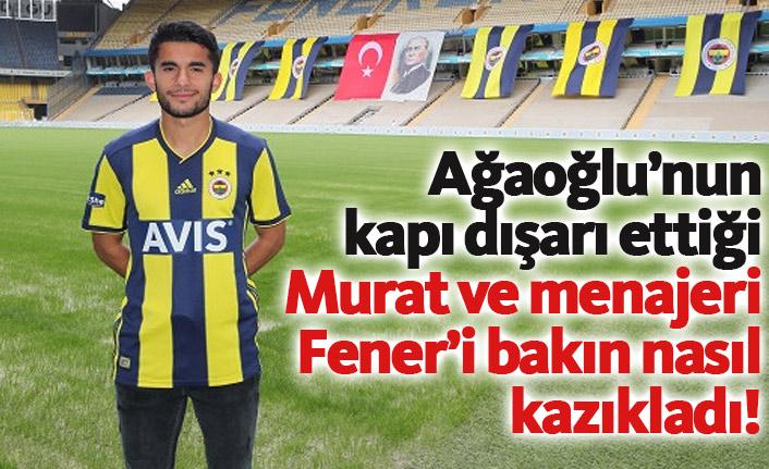Trabzonspor'un kovduğu Murat Sağlam Fener'i böyle kazıklamış!