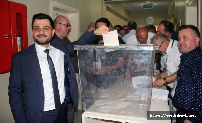Giresunspor'da kongre heyecanı yaşandı