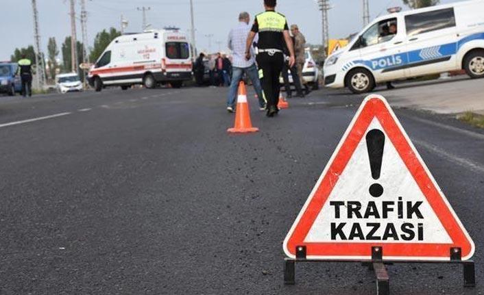 Malatya'da trafik kazası: 1 ölü 5 yaralı