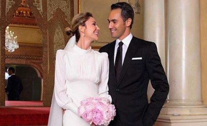 Demet Şener evlendi!