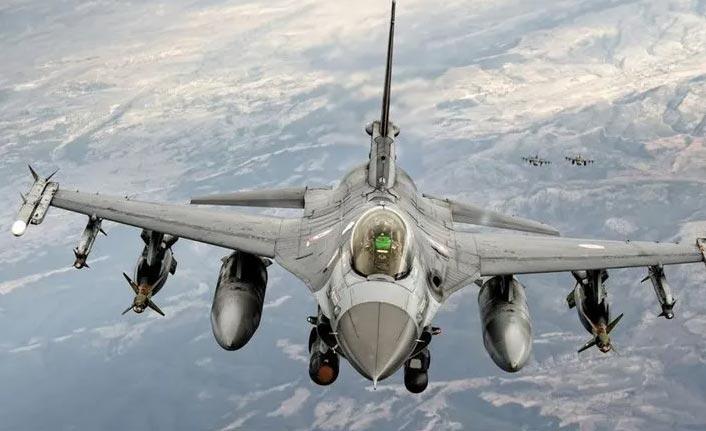 TSK'dan Kuzey Irak'a hava harekat