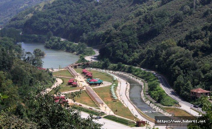 67 yıl önce oluştu! Trabzon'daki bu gölü herkes görmeli!