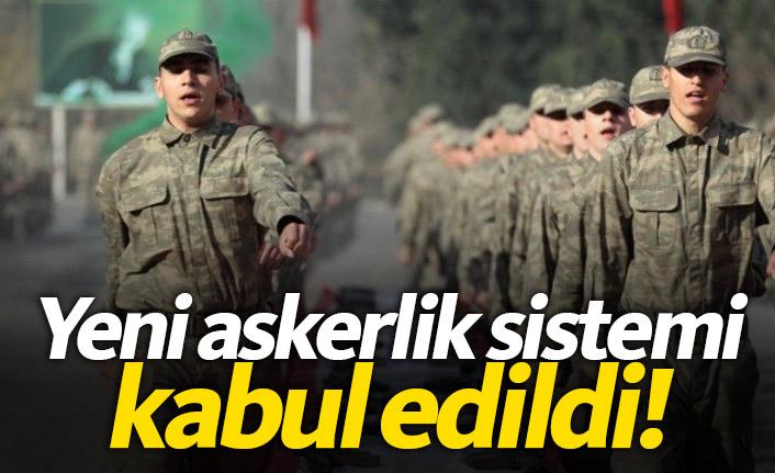 Askerlik teklifi yasalaştı! 130 bin asker terhis olacak...