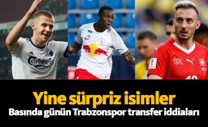 Trabzonspor transfer haberleri - 25.06.2019