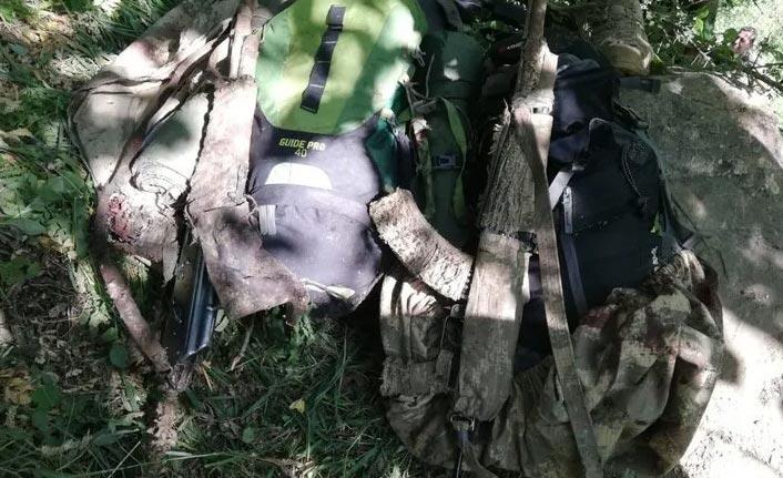 Koruculara saldıran 2 terörist öldürüldü