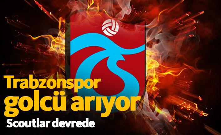 Trabzonspor golcüsünü arıyor