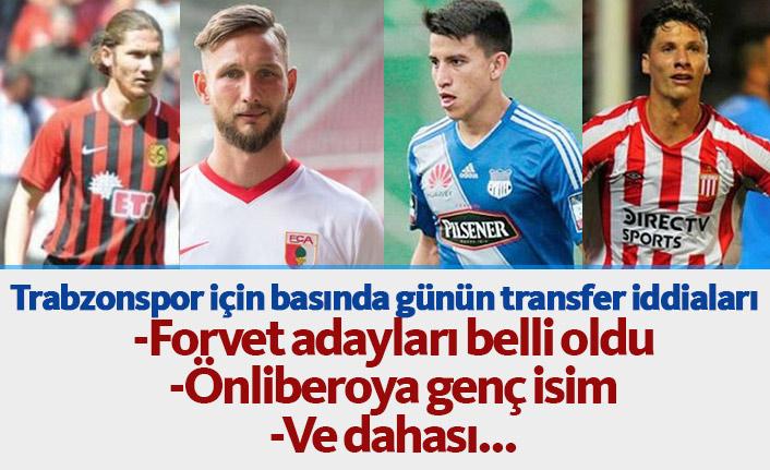 Trabzonspor transfer haberleri - 27.06.2019