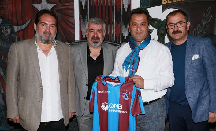 Trabzonspor'dan Nuhoğlu ve Ekim'e ziyaret!