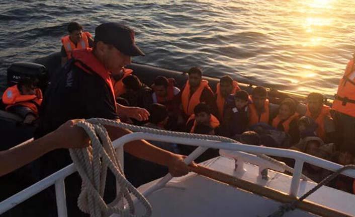 Edirne'de kaçak göçmenler yakalandı
