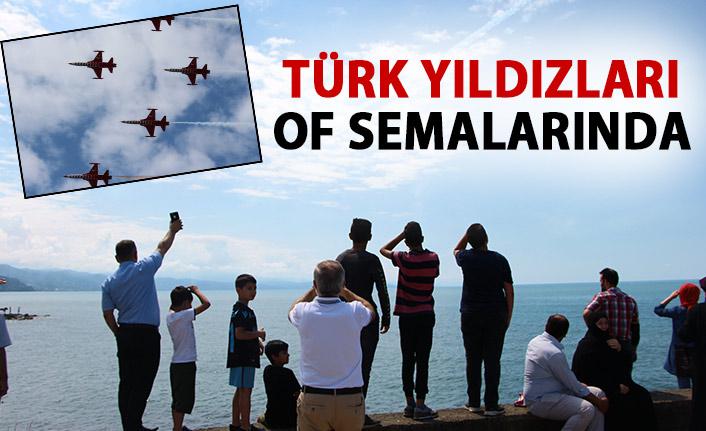 Türk Yıldızları Of semalarında
