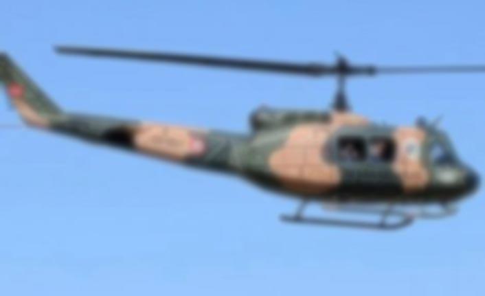 Bahama açıklarında helikopter düştü!