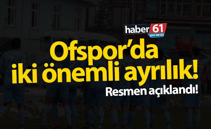 Ofspor'da Niyazi Çolak ve Nevzat Bilen ile yollar ayrıldı!