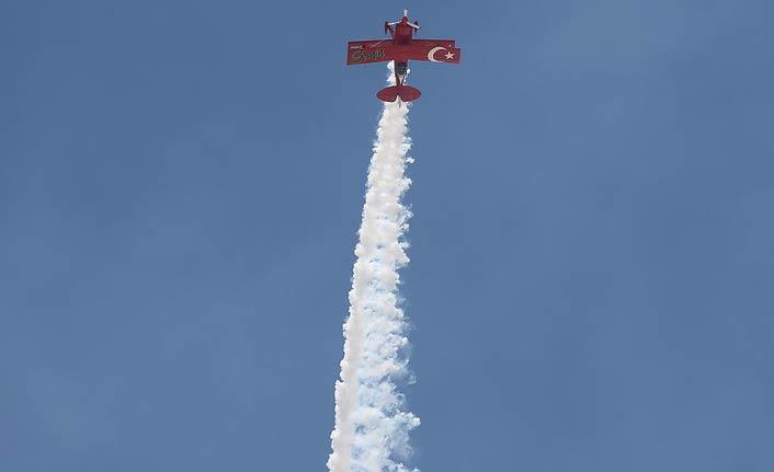 Sivrihisar'da hava araçları yarıştı