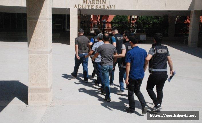 Trabzon dahil 6 ilde operasyon