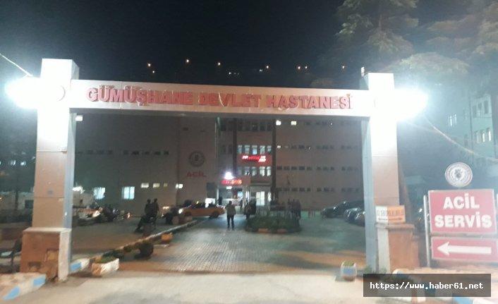 Gümüşhane'de aynı köyden 120 kişi hastanelik oldu!