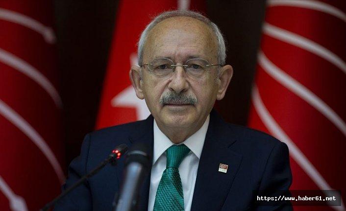 """Kılıçdaroğlu için """"Dokunulmazlığı kaldrılsın"""" fezlekesi verildi"""
