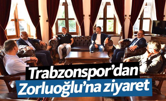 Trabzonspor'dan Zorluoğlu'na ziyaret