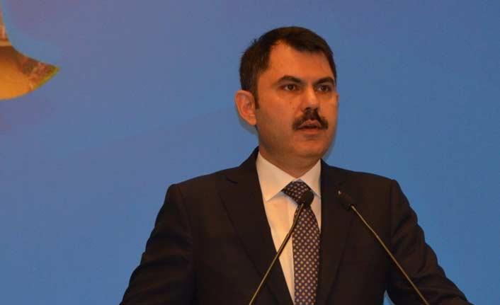 """Çevre ve Şehircilik Bakanı Murat Kurum Trabzon'da """"Karadeniz Bölgesi İklim Değişikliği Eylem Planı""""nı açıkladı"""