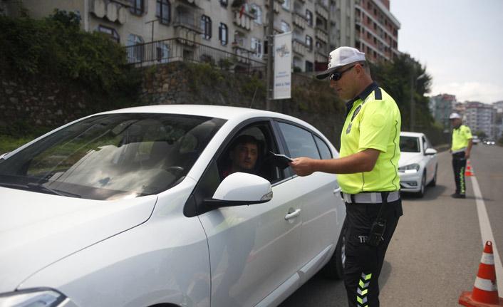 Sürücülere kırmızı ışık cezası yağdı