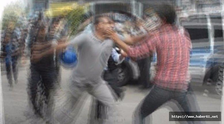 İki aile arasında kanlı kavga! Çok sayıda yaralı var!