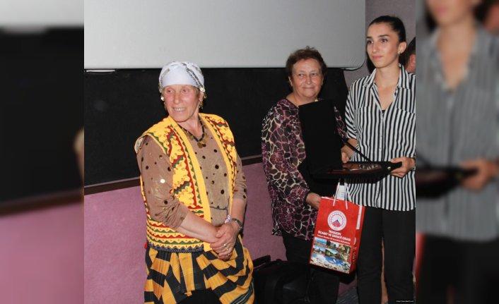 """Trabzon'da """"Kadın belgesel günleri"""" başladı!"""