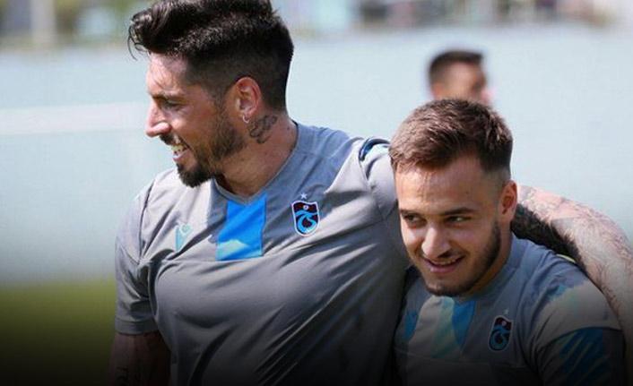 Trabzonspor'da gençler Sosa'ya emanet