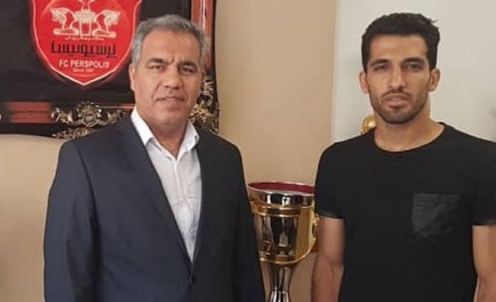 Vahid Amiri yeni takımına imzayı attı!