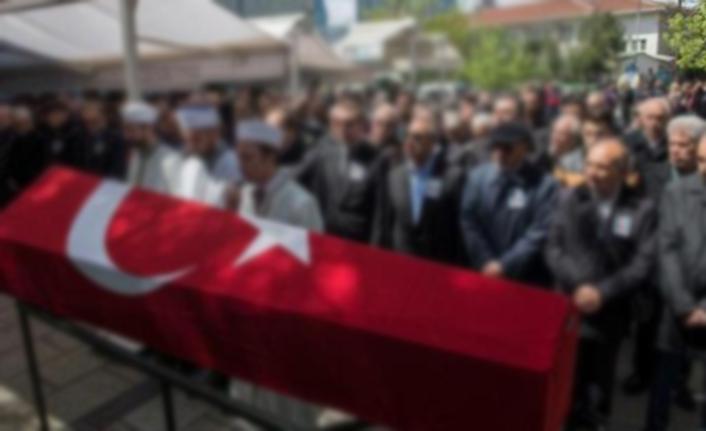Ordu'da öldürüldüğü camide son yolculuğuna uğurlandı