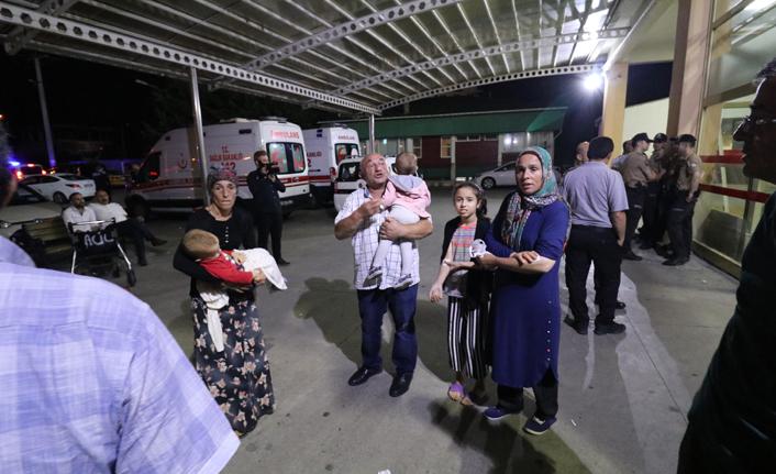 Rize'de düğüne katılan 156 kişi hastanelik oldu