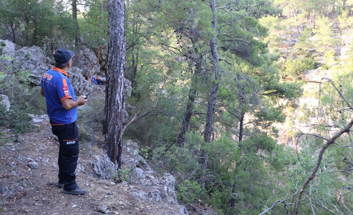 Uçurumda ceset bulundu | Antalya haberleri