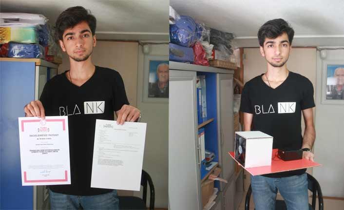 Lise mezunu öğrenciden kendi elektriğini üreten ve depolayan buluş