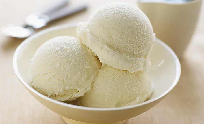 Dondurma yerken dikkat!