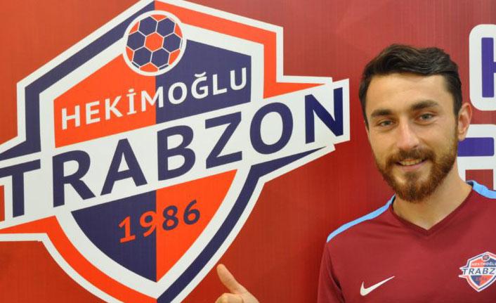 Hekimoğlu Trabzon'a 1. Lig'den transfer!
