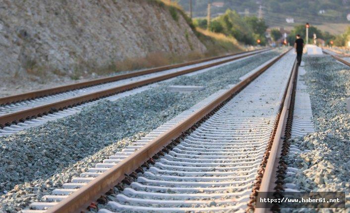 İlk kazamayı Atatürk vurmuştu! O demiryolu yeniden faliyete geçiyor!