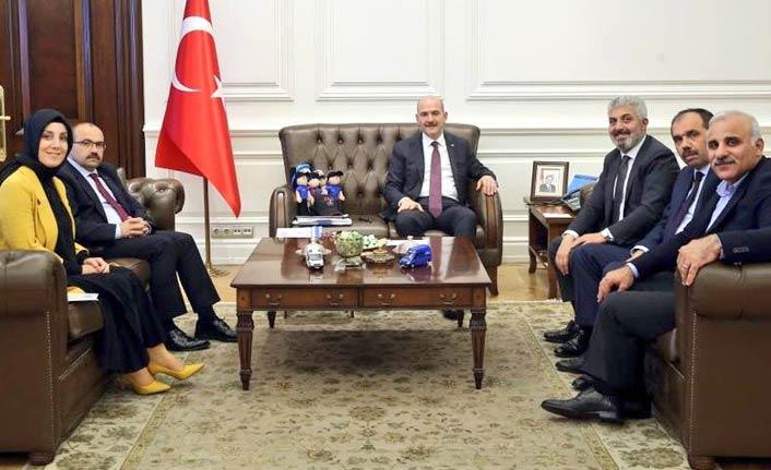 Trabzon için Ankara'da toplandılar