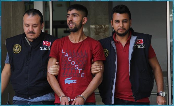 Polise ateş açtı tutuklandı | Adana Haberleri
