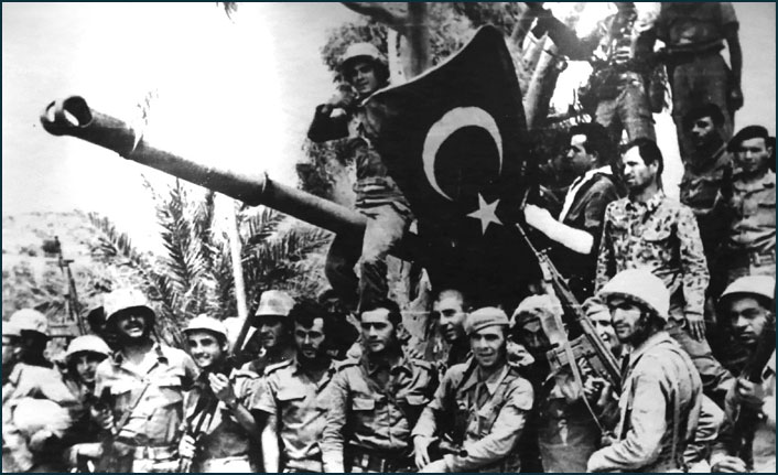 Kıbrıs Barış Harekatı ne zaman kimler tarafından yapıldı? İşte Kıbrıs Barış Harekatının detayları