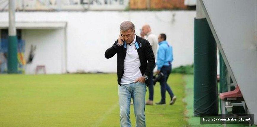 Ahmet Ağaoğlu'dan flaş forvet açıklaması: Taraftar istedi diye...