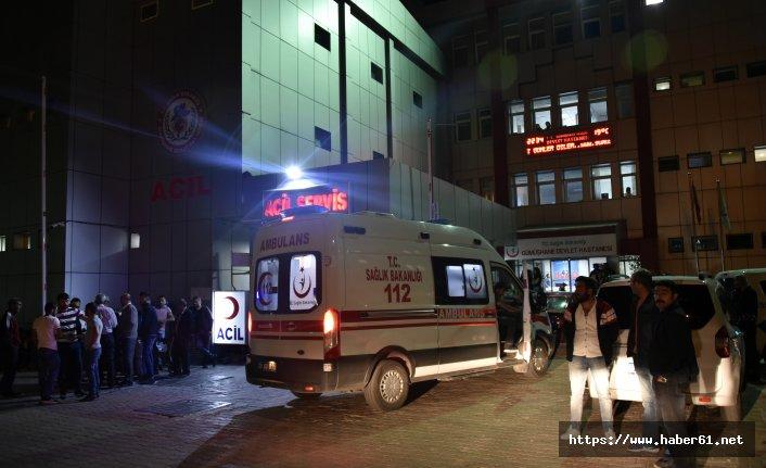 Gümüşhane'de silahlı saldırı! 1 kişi öldü