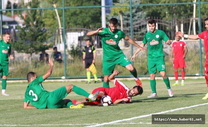 Mustafa Denizli, Rizespor karşısında galip