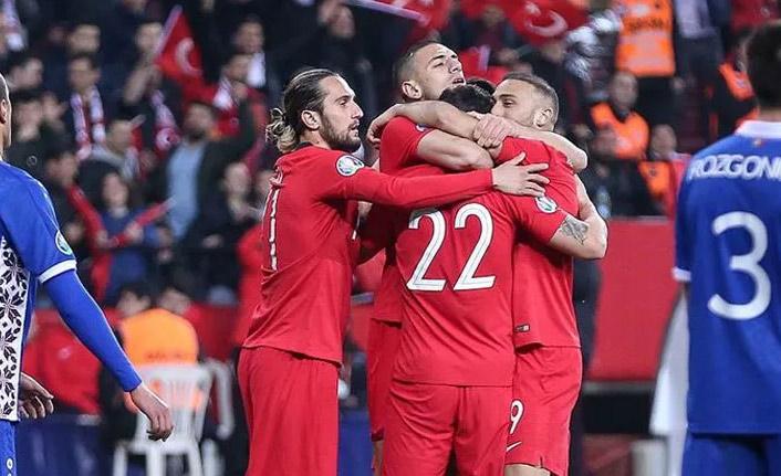 Milli maçlar için İstanbul kararı