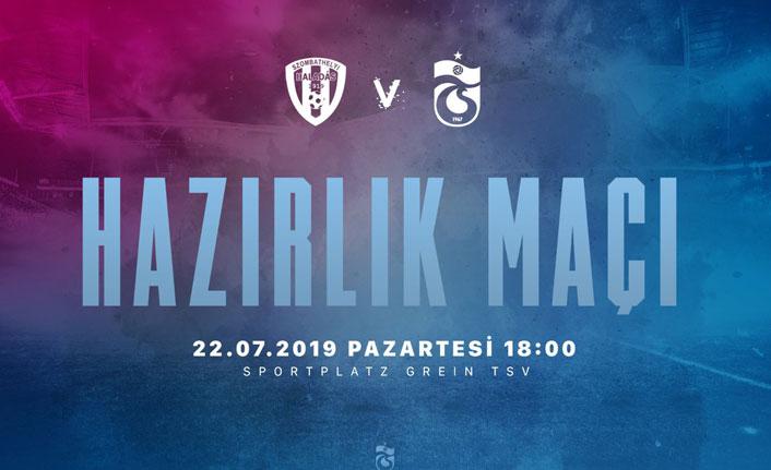 Trabzonspor ilk hazırlık maçına çıkıyor! Trabzonspor - Haladas Szombathely maçı ne zaman, saat kaçta, canlı olarak yayınlanacak mı?