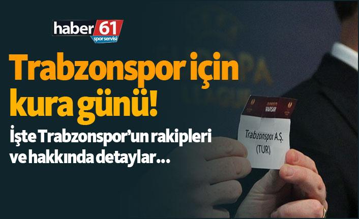 Trabzonspor'un Avrupa Kupaları'nda rakibi belli oluyor! İşte muhtemel rakipler ve hakkında detaylar!