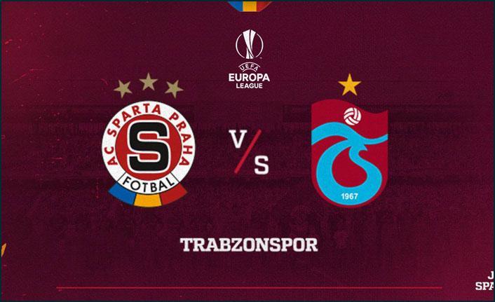 Trabzonspor'un rakibi Sparta Prag oldu! Rakibimizi tanıyalım...