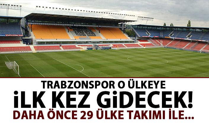 Trabzonspor'a ilk kez rakip oldular!