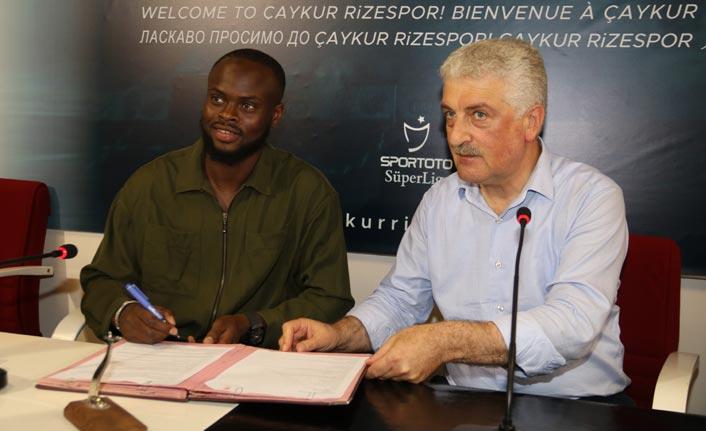 Çaykur Rizespor'dan transfer