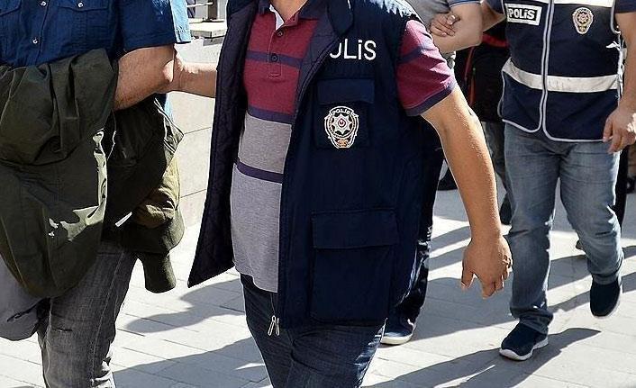 Trabzon dahil 7 ilde operasyon : 40 gözaltı