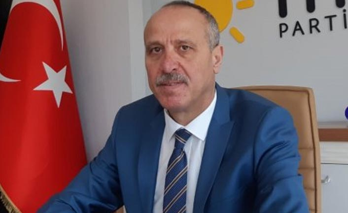 Azmi Kuvvetli yeni il yönetimi için tarih verdi