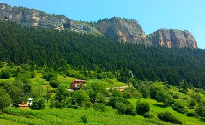 Trabzon'da Adrenalin tutkunlarının gözdesi: Şahinkaya